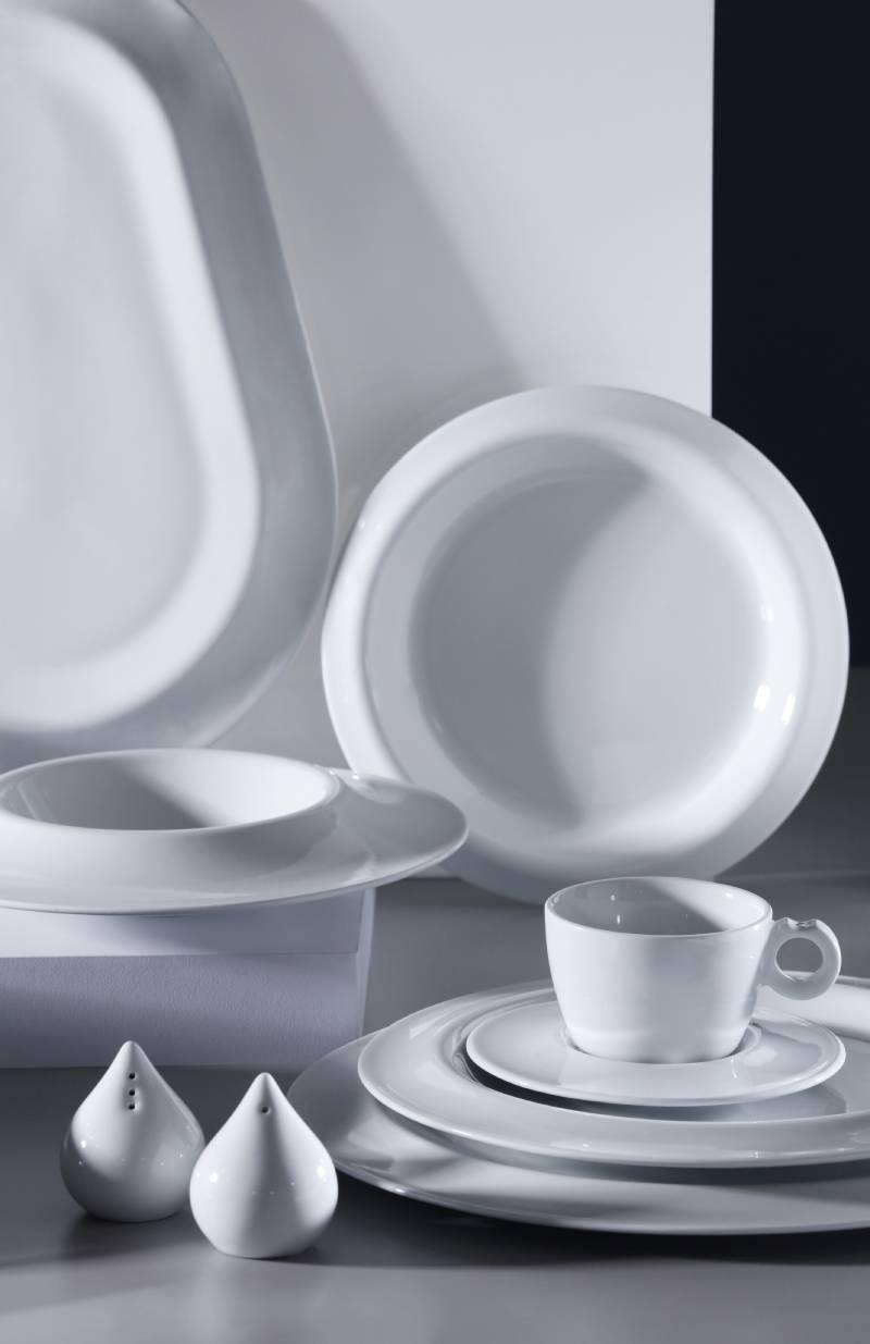 Gotas, la porcelana serena y equilibrada de Ximo Roca