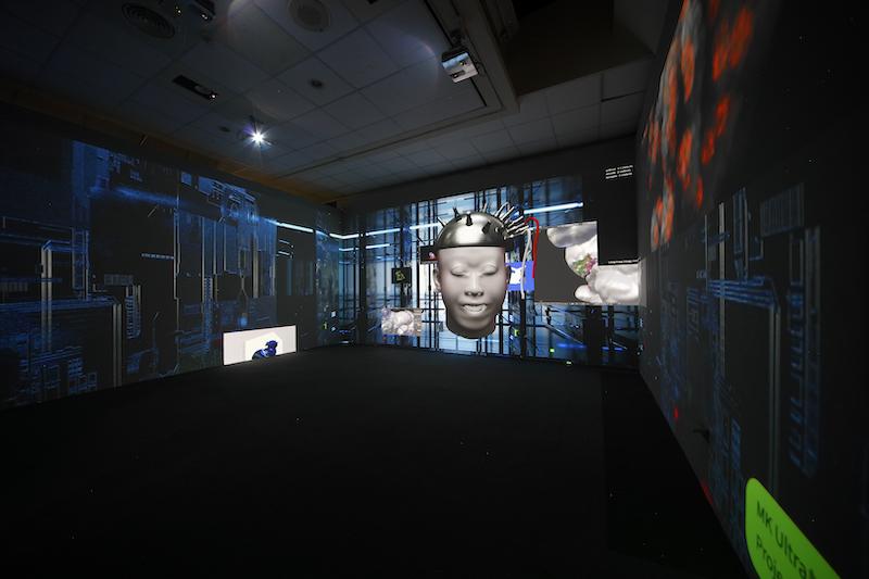 Canal Connect > Arte tecnológico en los Teatros del Canal