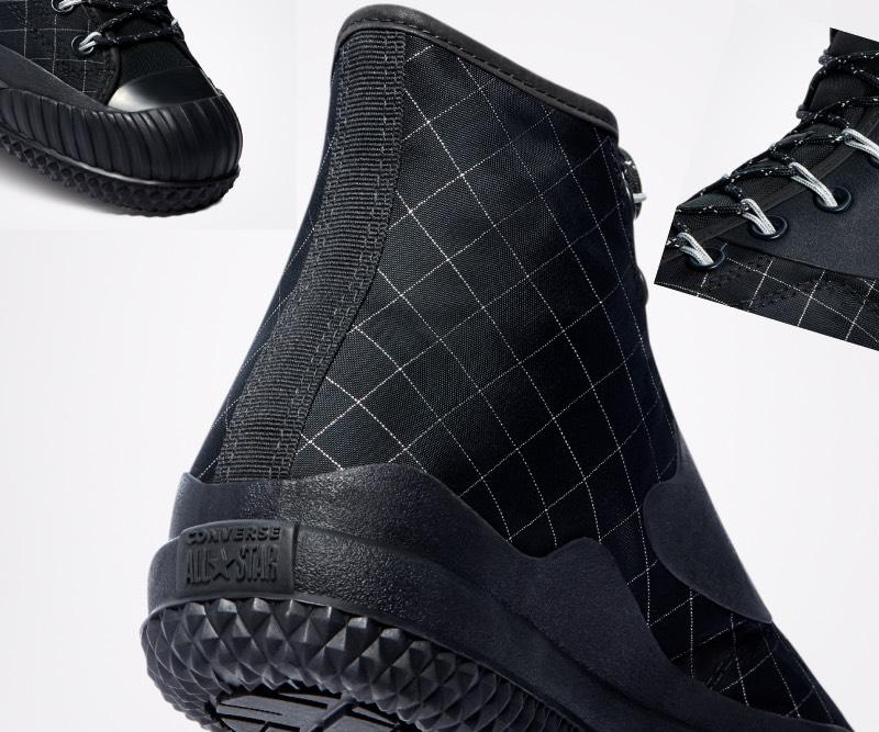 Converse x Slam Jam: reinventando el outwear