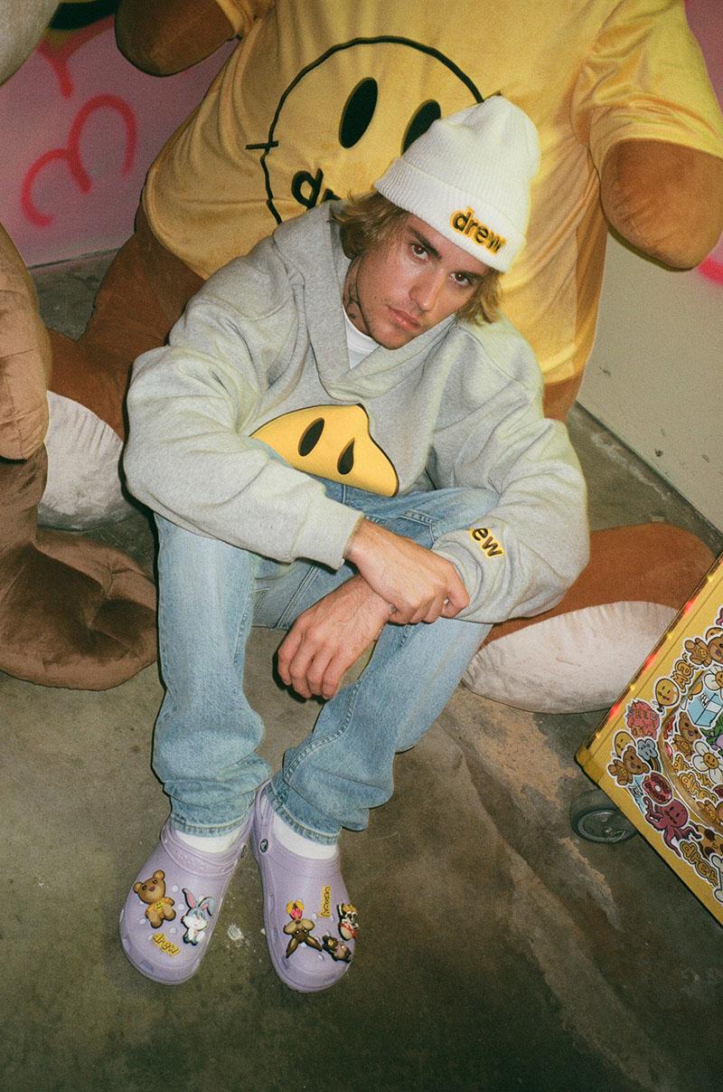 Las nuevas Crocs de Justin Bieber son lo más