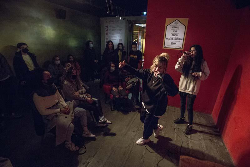 Heliogàbal la mítica sala de Barcelona resiste al Covid