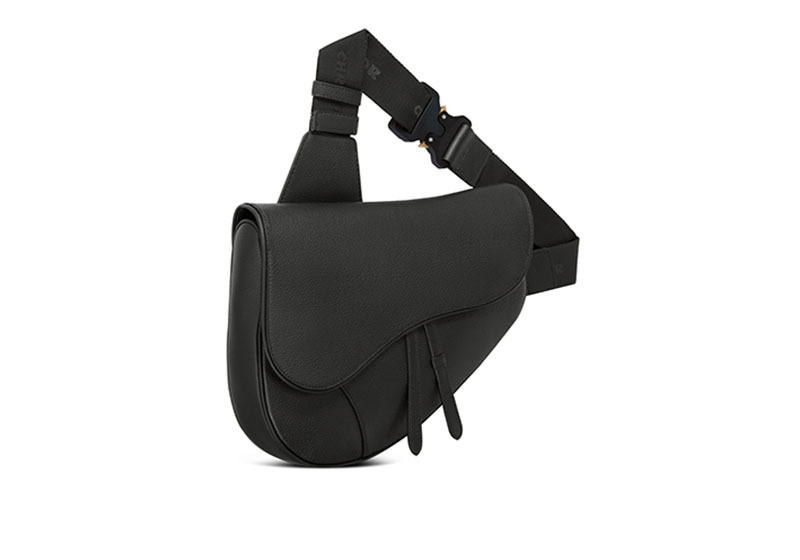 Ande o no ande, dámelo grande: Maxi Saddle Bag de Dior