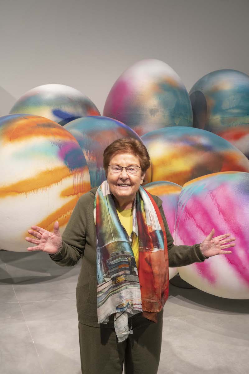 El nuevo Museo Helga de Alvear en Cáceres