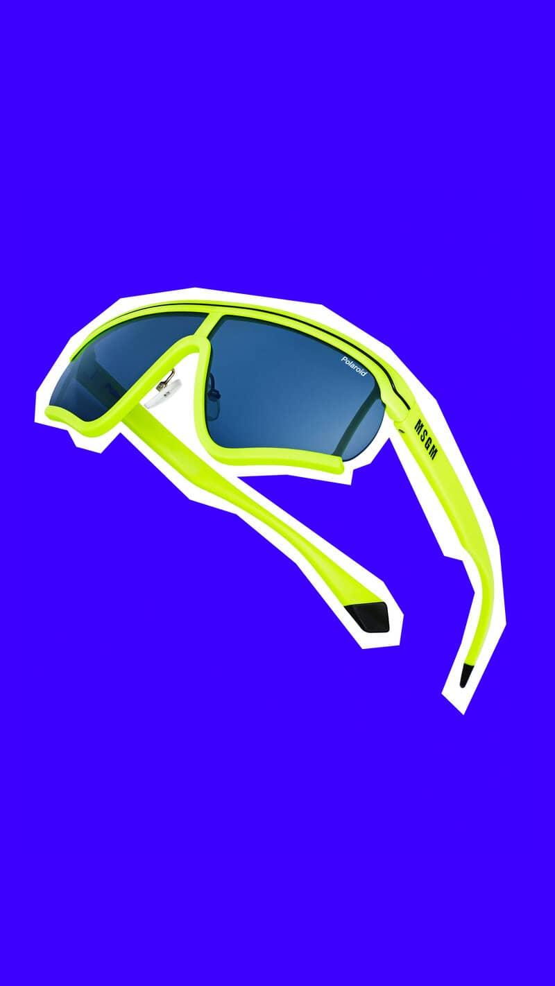 Polaroid x MSGM las gafas más pop