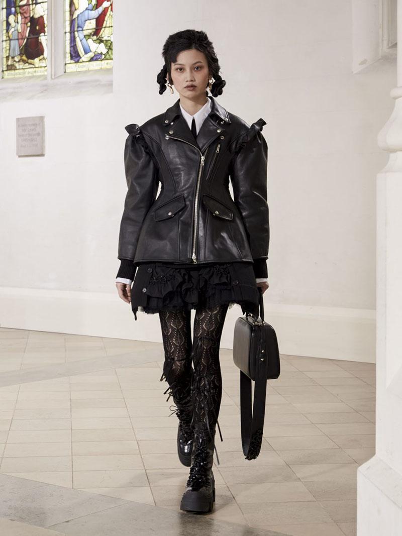Simone Rocha FW21 en London Fashion Week