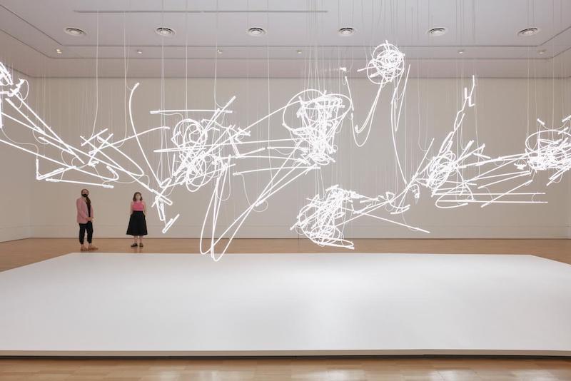 Arte + diseño + arquitectura= Trienal NGV de Melbourne
