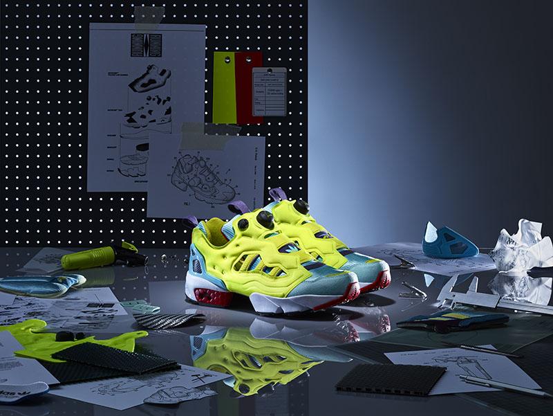 Las nuevas ZX Fury de adidas Originals x Reebok