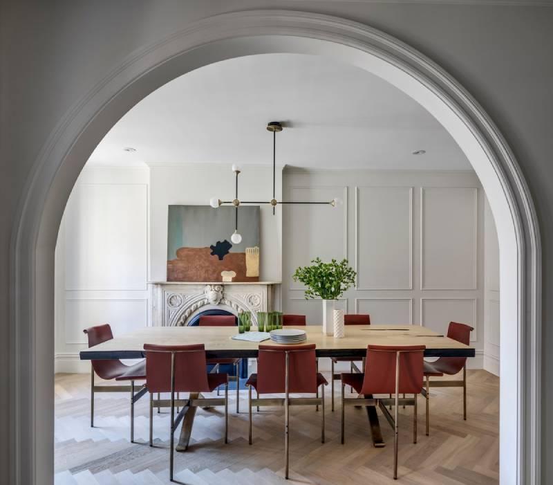 Arch House, el reducto anglo-italiano de BAAO Architects