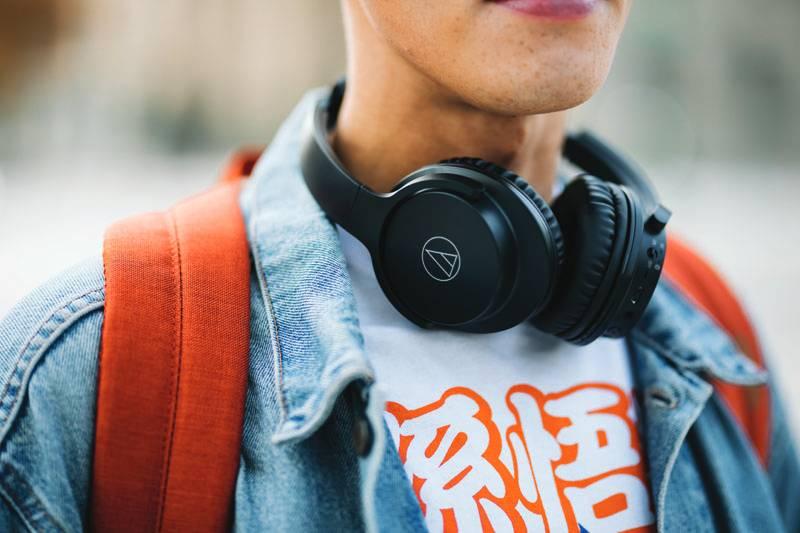 Auriculares Audio-Technica Ath-Anc500bt, sonido para viajar