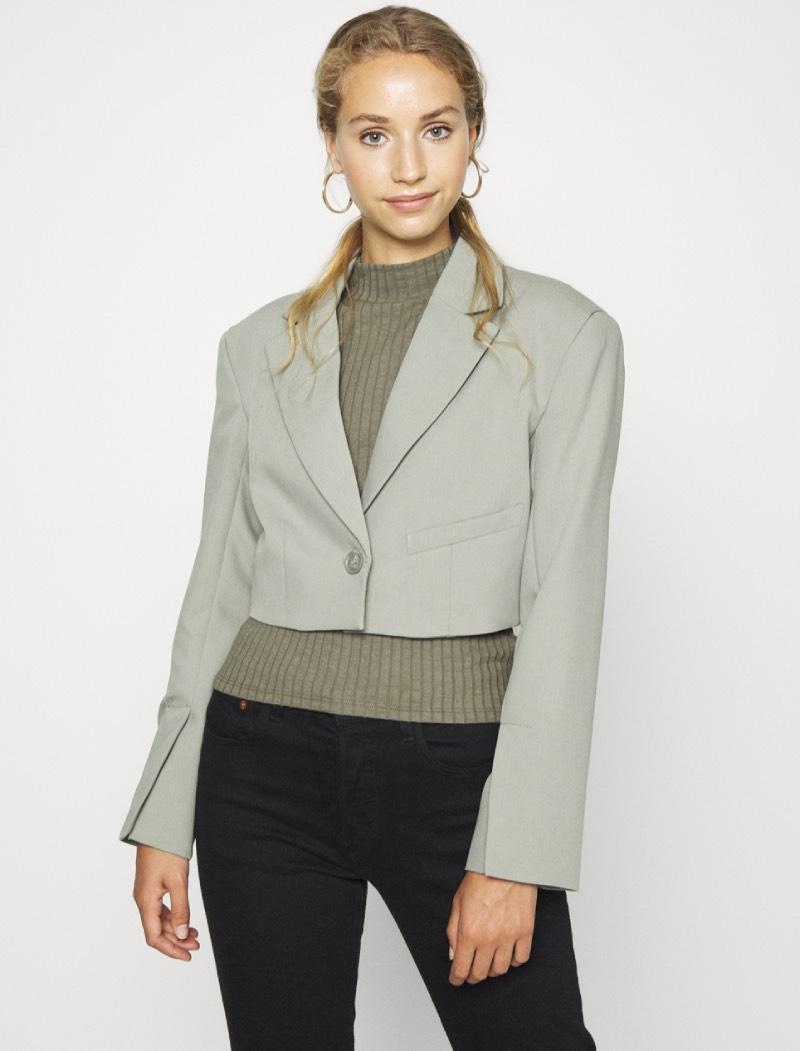 Las mejores cropped blazers a un click en Zalando