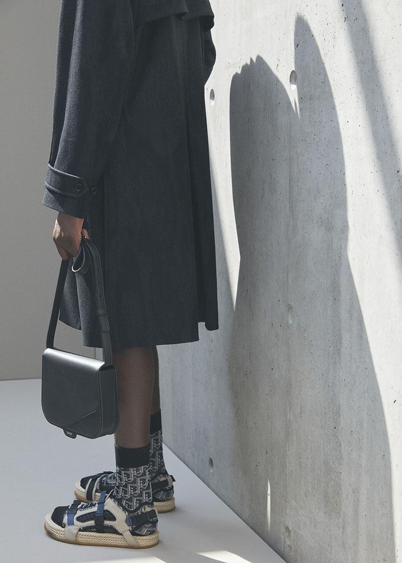 La primavera la sandalia altera: Atlas Sandal de Dior