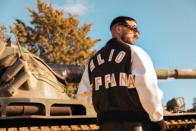 Elio Toffana habla en exclusiva de su nuevo disco Serie 5