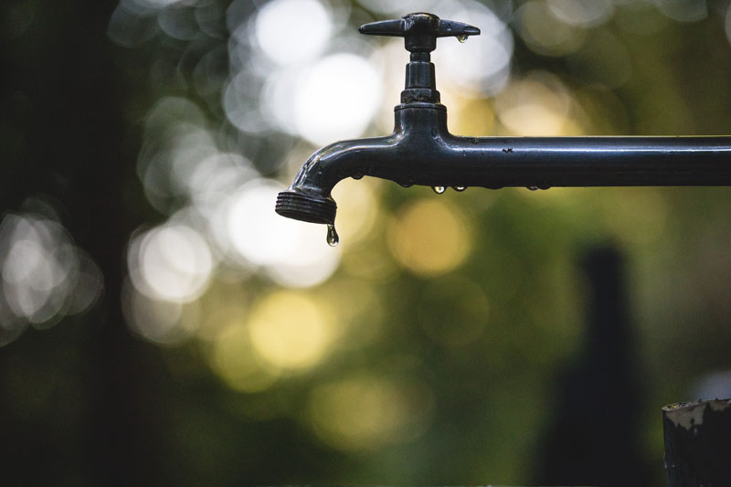 ¿Es obligatoria el agua del grifo gratis en los locales?