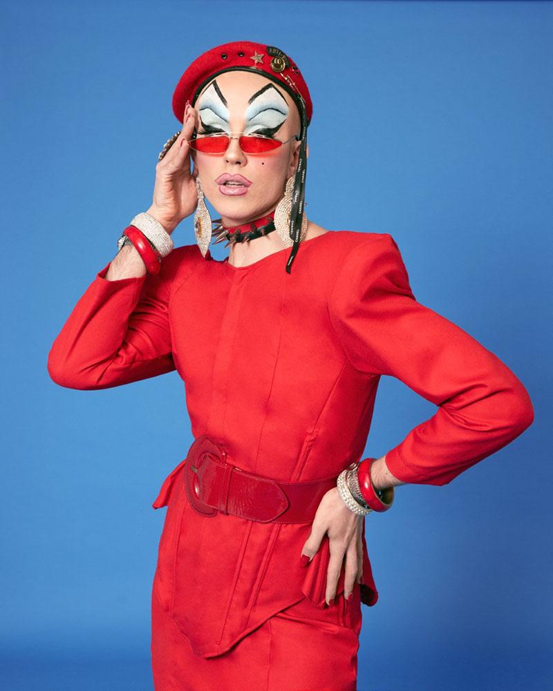 Fotografía de moda en España: Homenaje a Divine