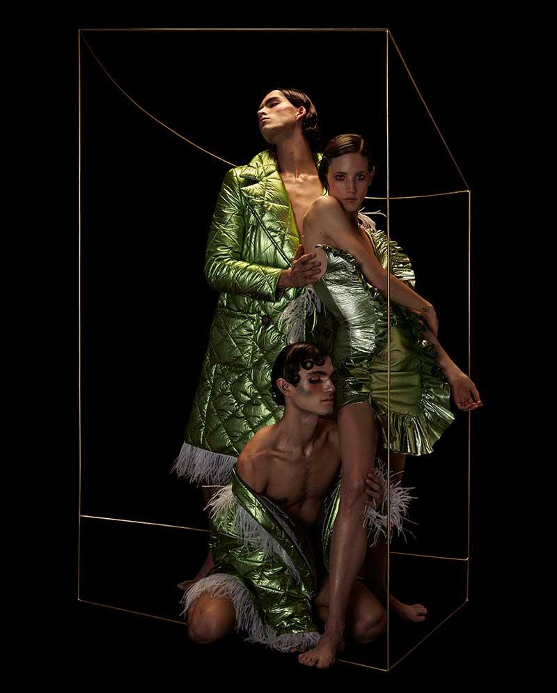 Fotografía de Moda en España: Paco Peregrín