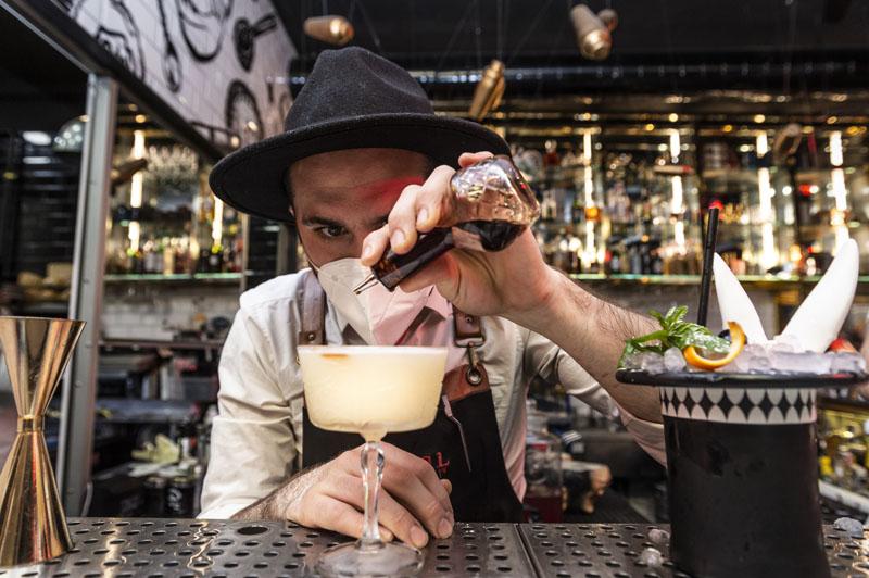Inclán Brutal Bar: un concepto gastronómico para sorprender