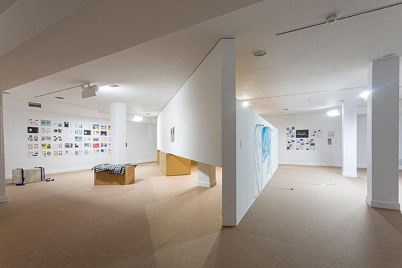 Exposición Artes Visuales Injuve: 1 acuario y 9 paisajes