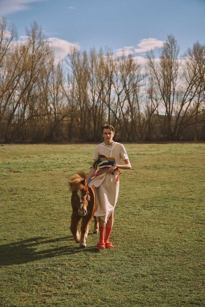 Joven Fotografía de Moda en España: Alex Rivera
