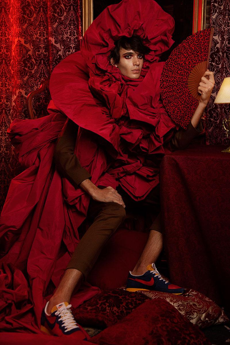Joven Fotografía de Moda en España: Frank Mijares