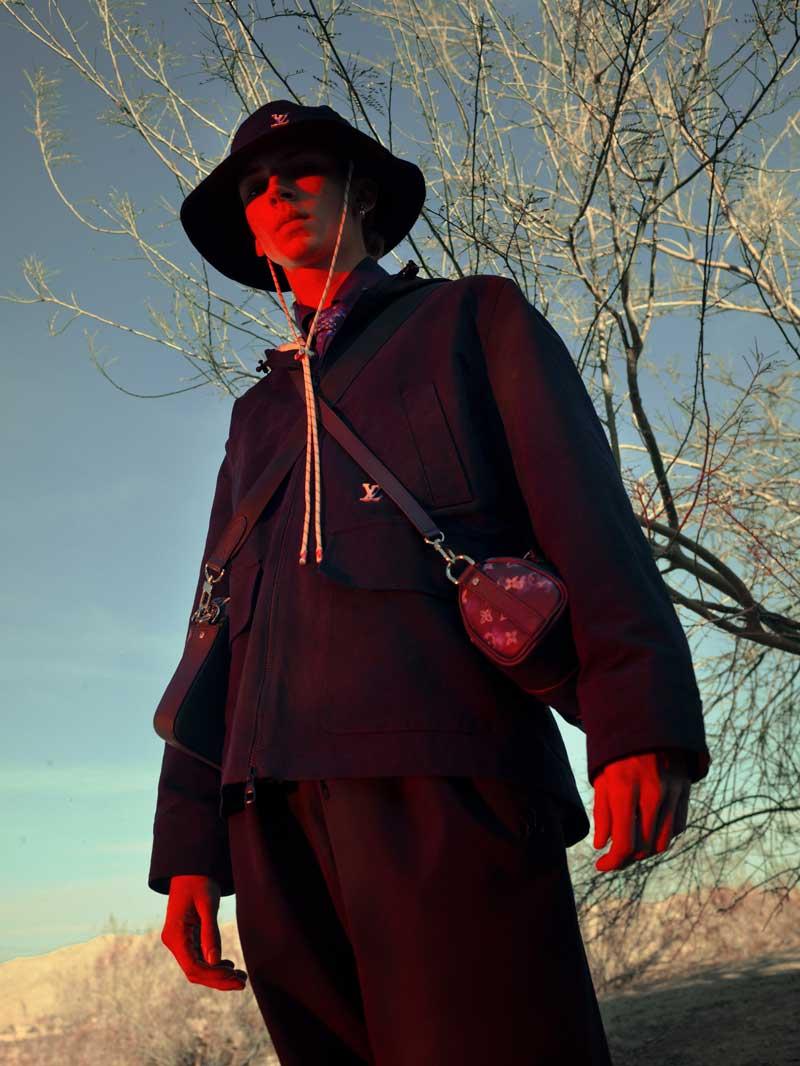 21 Savage imagen de Louis Vuitton Verano 2021