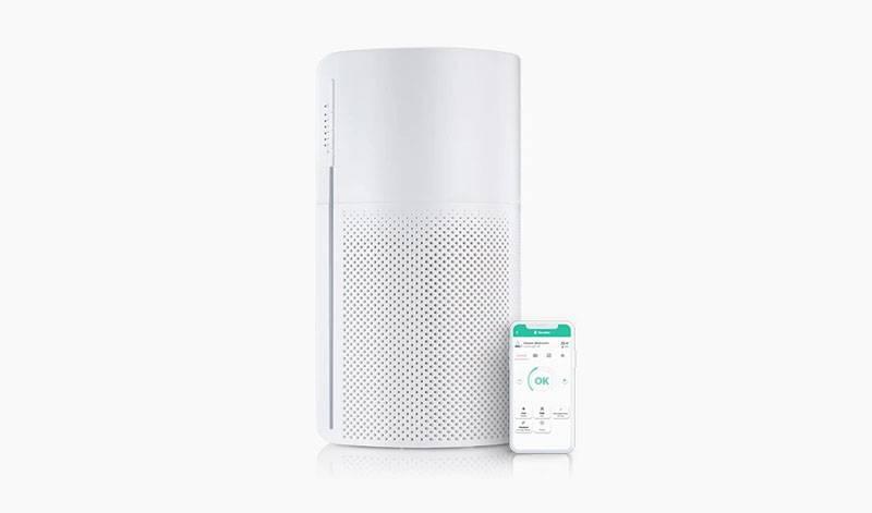 El purificador de aire Sensibo Pure acaba con los virus