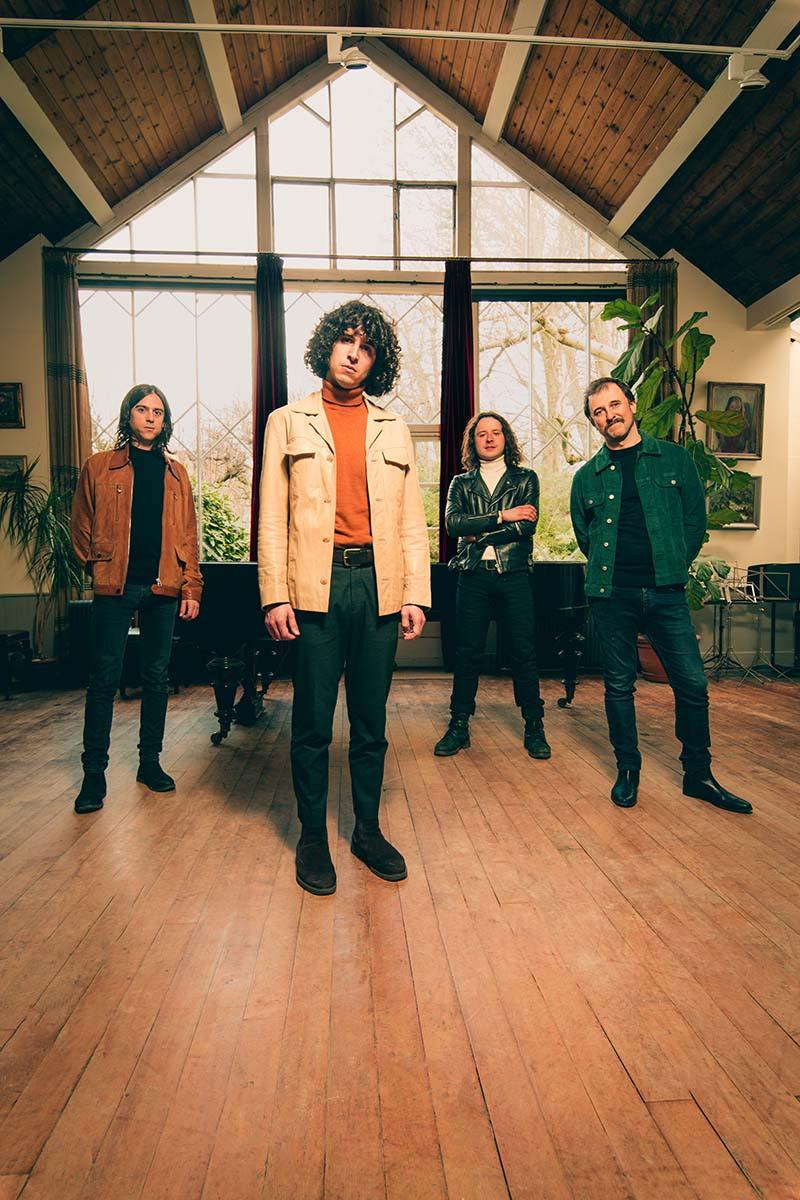 Reme resucita el rock de los 70s desde Londres