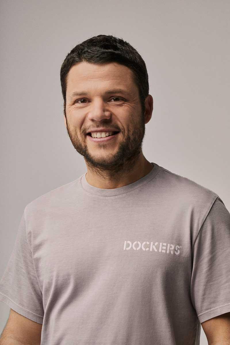 Nacho Dean celebra el Día Mundial del Agua 2021 con Dockers