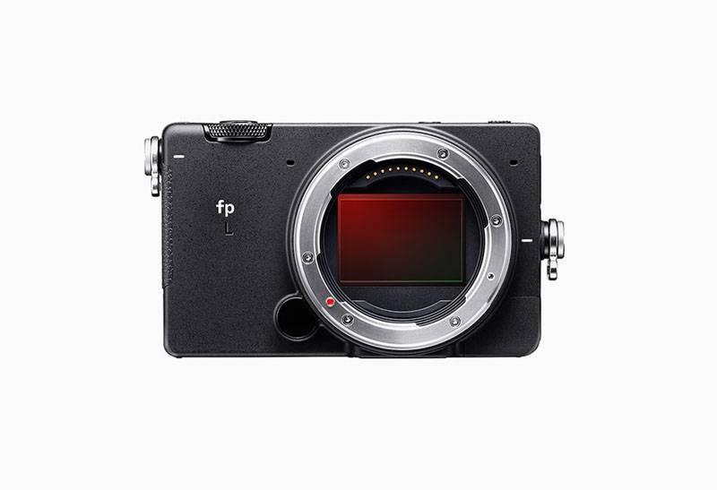 Sigma FpL, la cámara full-frame de bolsillo más ligera
