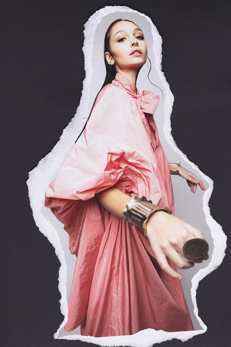 Fotografía de moda italiana: Alice Codagnone