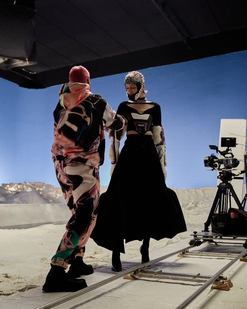Fashion films en la Semana de la Moda de Madrid