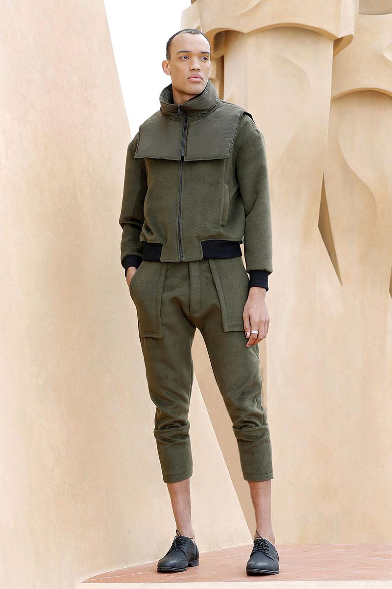 080 Barcelona Fashion: Eñaut FW21