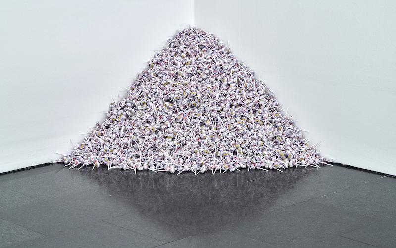 Caramelos y gogó. Felix Gonzalez-Torres en el Macba