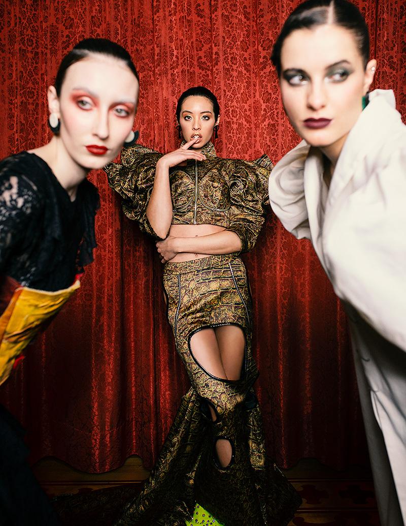 Fotografía de moda en España: Unai Echevarria