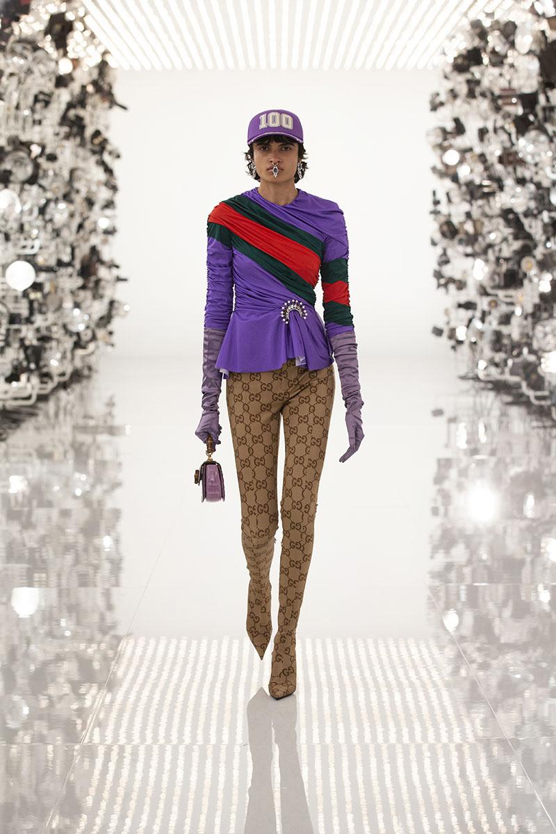 Gucci celebra su 100º aniversario con Aria Collection