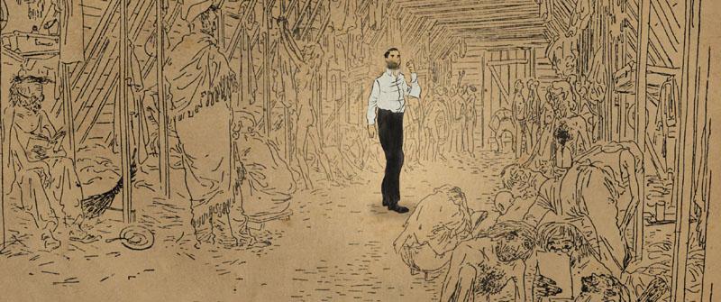 Josep, historia triste del dibujante republicano exiliado