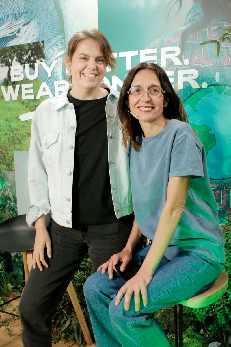 Levi's y Back to Eco usan upclycling en el denim ecológico
