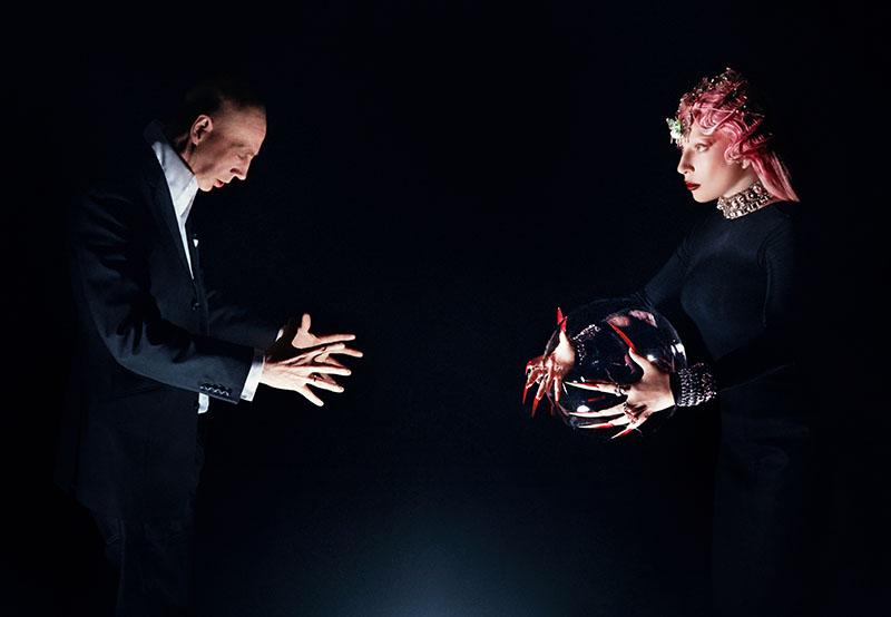 El Queendom de Lady Gaga y Dom Pérignon