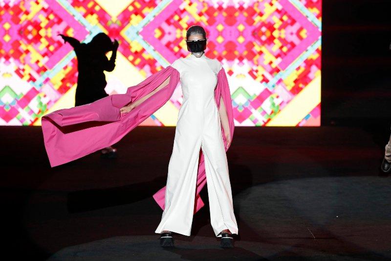 Maison Mesa y su rave en la Semana de la Moda de Madrid