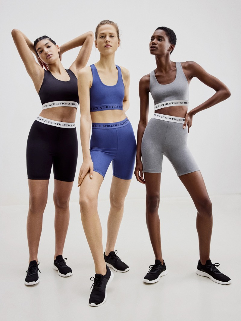 Ropa deportiva de Lefties para mujer SS21: Move it!