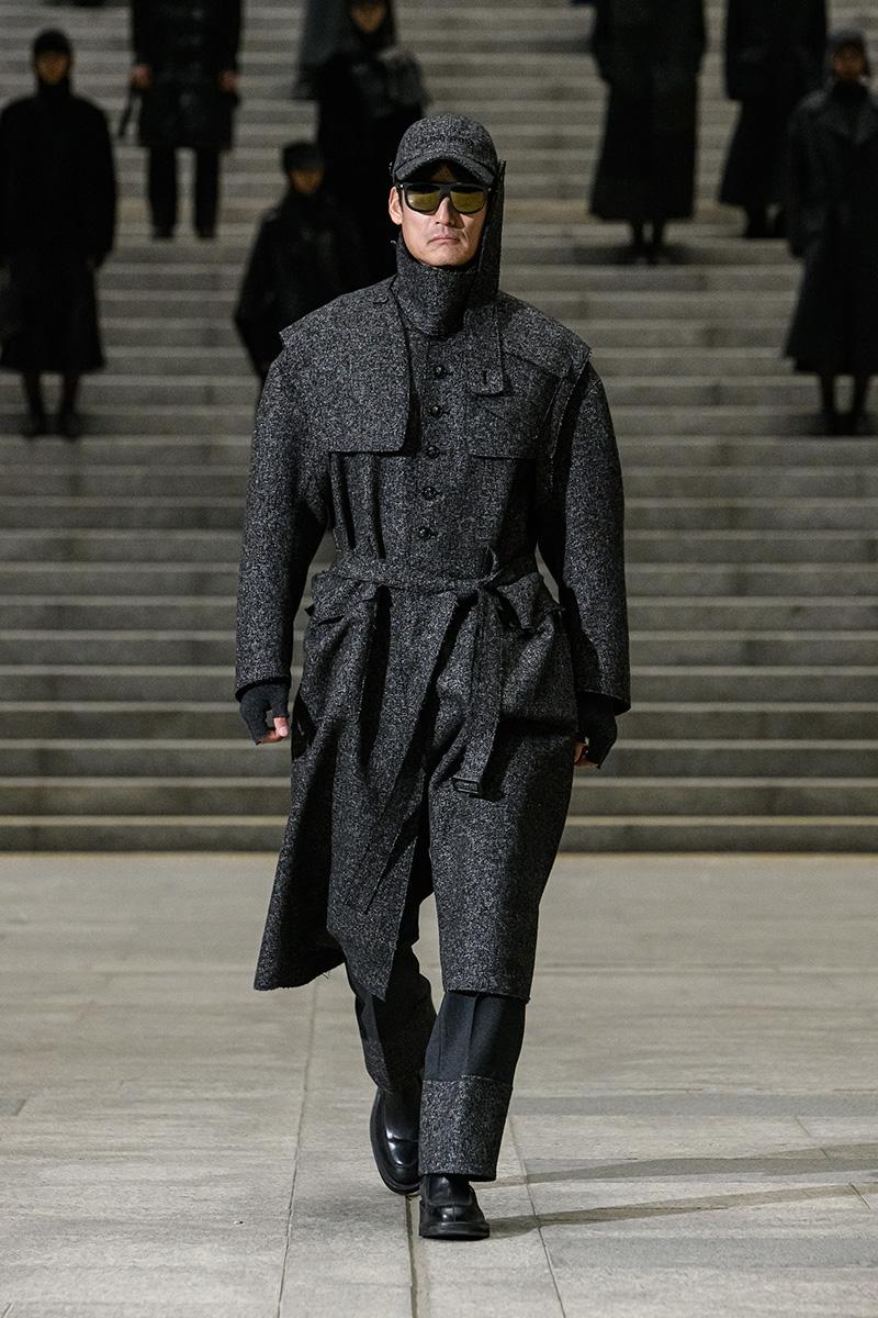Seoul Fashion Week: Sling Stone FW21