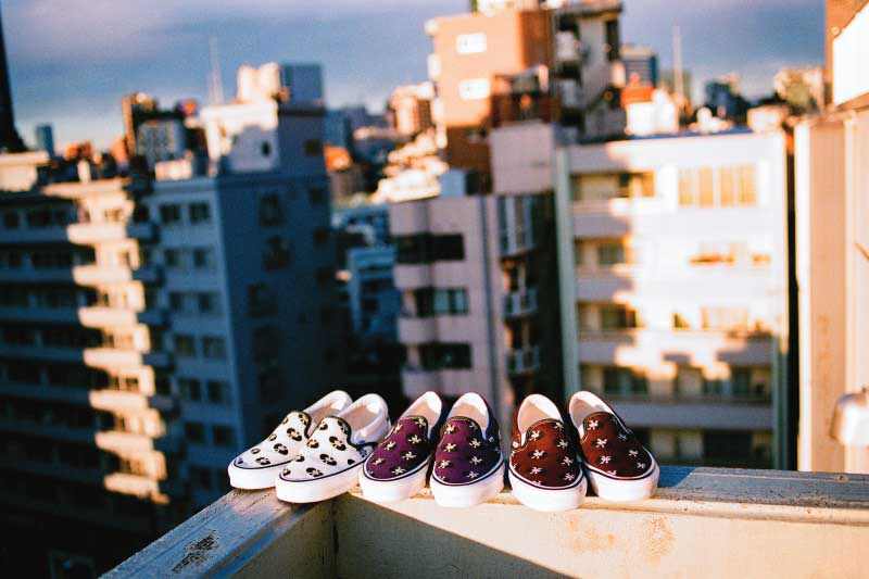Vault by Vans x Wacko Maria: streetwear japonés y vinilos