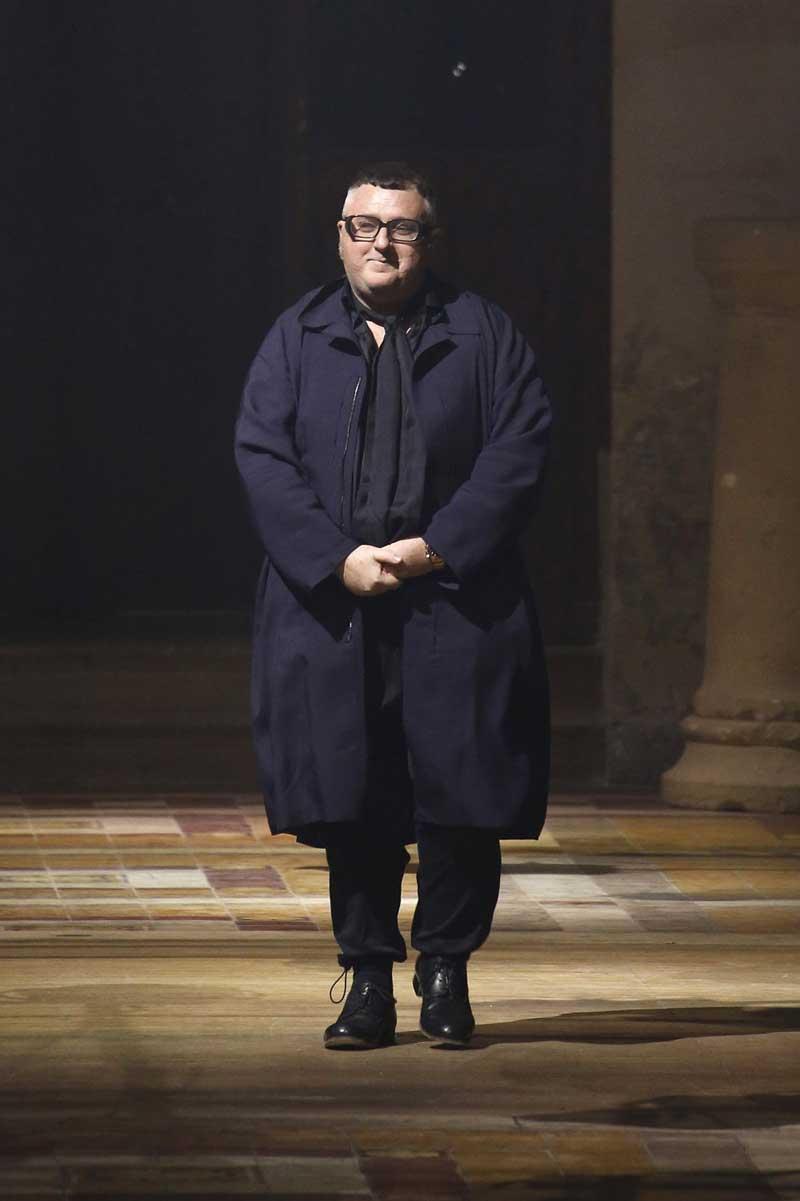Alber Elbaz ha muerto a los 59 años, la moda está de luto