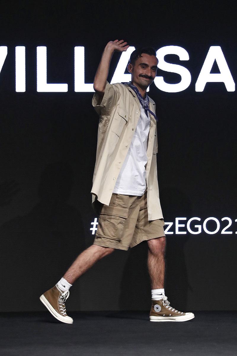 Pasarela EGO FW21: El debut de Sergio Villasante