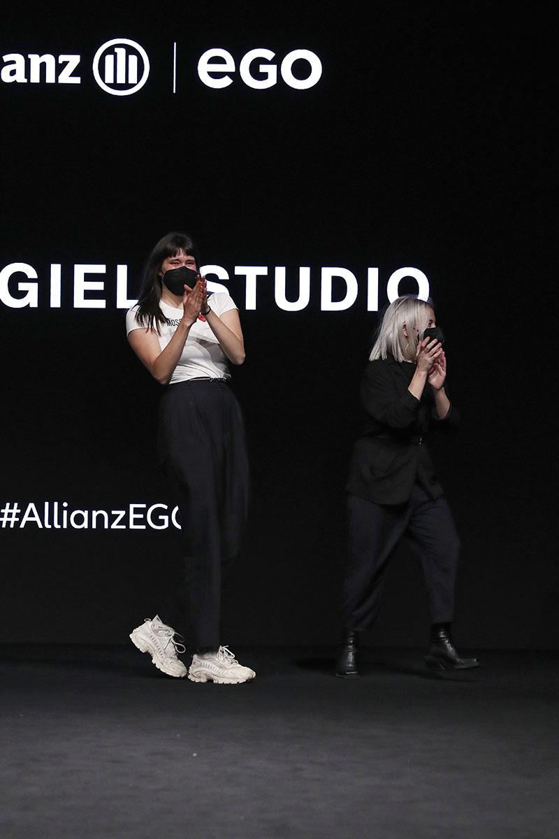 Pasarela EGO FW21: GeorgielaStudio presenta