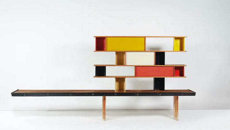 Exposición Charlotte Perriand, Museo del Diseño en Londres