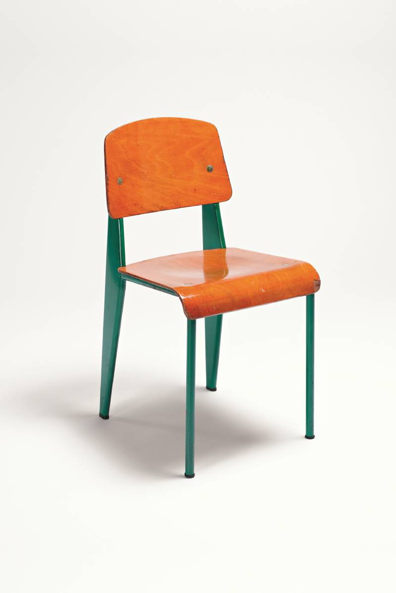 Exposición Jean Prouvé, diseño social en CaixaForum Madrid