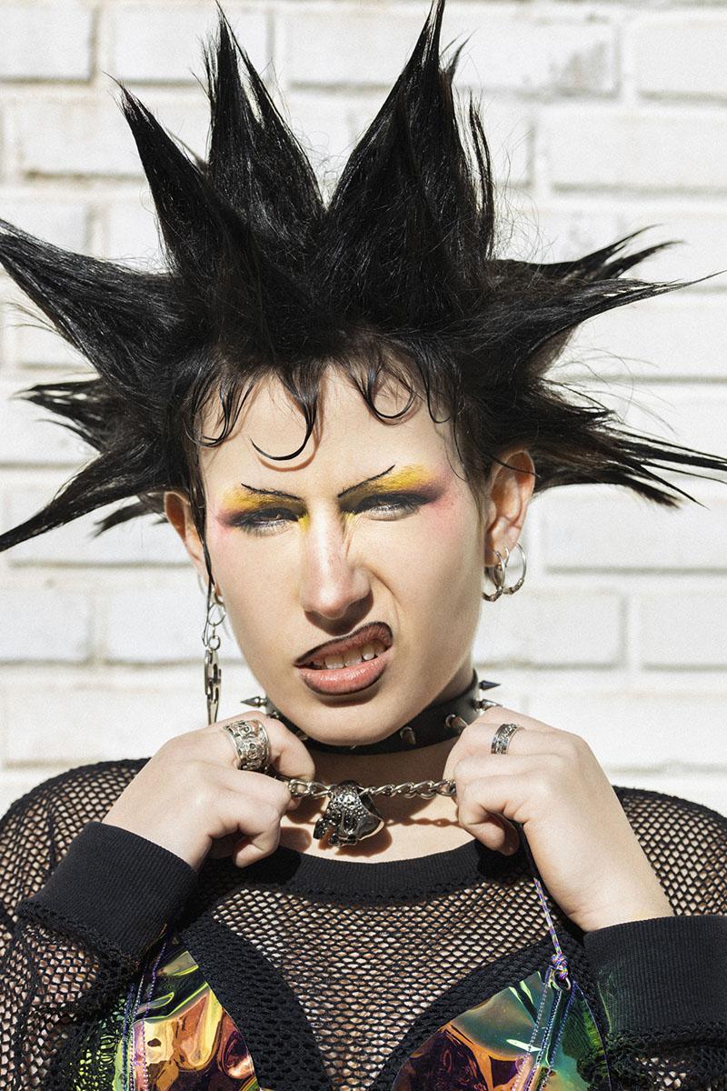 Fotografía de moda en España: Punk's Not Dead