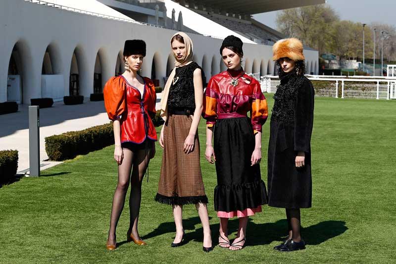 Promesas del diseño de moda español: Politécnica de Madrid