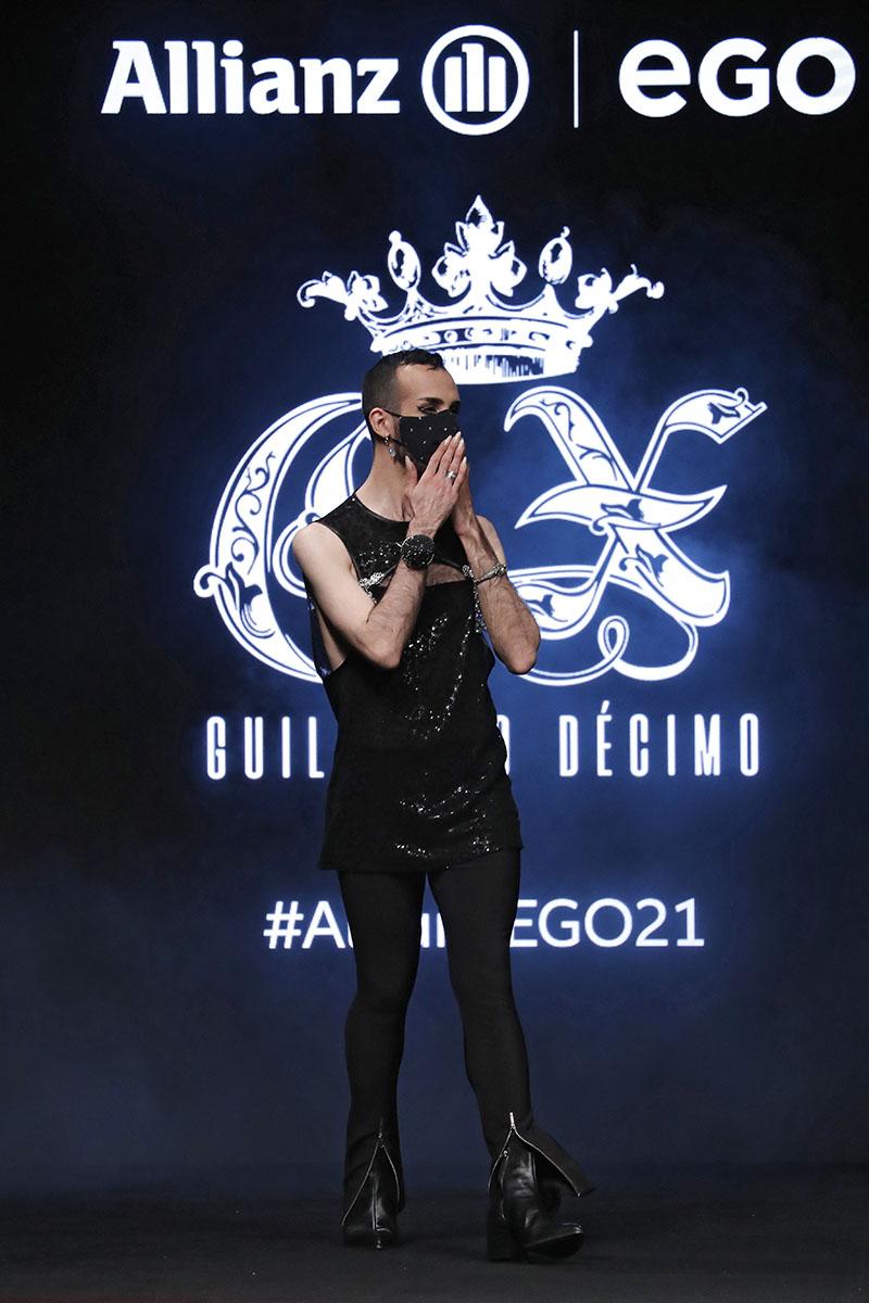 Pasarela EGO FW21: Guillermo Décimo,