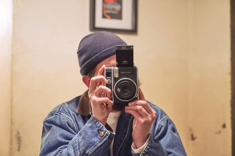 ¿Qué novedades incorpora la Fujifilm Instax Mini 40?